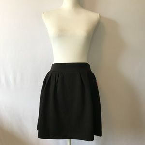 New Candie's Black Junior's Size 11 Circle Skirt